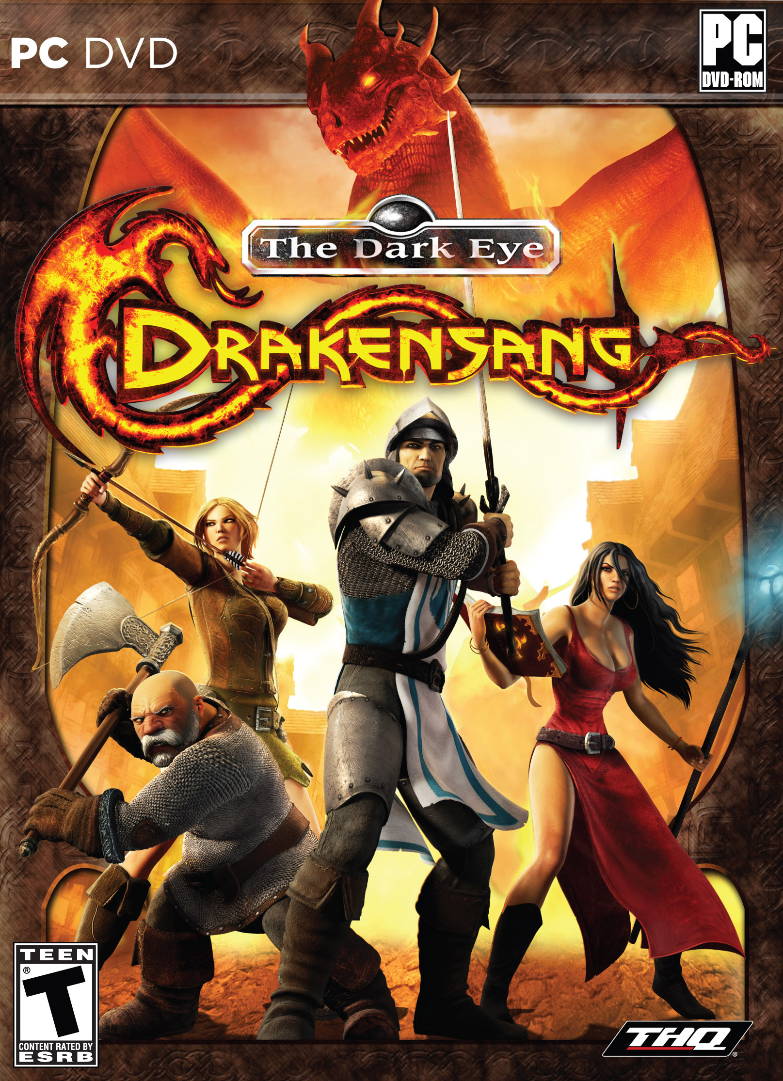 Drakensang Cover The Dark Eye